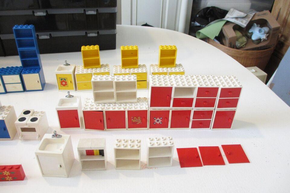 Lego andet, Dukkelego fra 70 erne