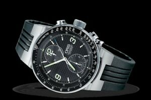 27ded179d7e Image is loading ORIS-WILLIAMS-F1-TEAM-CHRONOGRAPH-2004-AUTOMATIC-MEN-