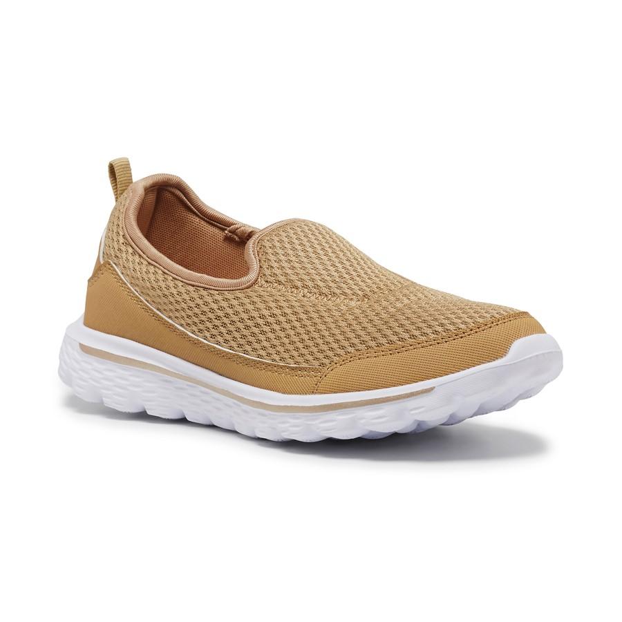 Aerosport Rapid Womens Memory Foam Walking Sneakers Slip On Casual Comfort shoes