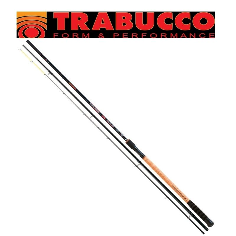 NEW CANNA TRABUCCO PRECISION RPL  FEEDER PLUS  mt 3,90  Azione H 110gr
