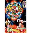 World Flags by HarperCollins Publishers (Hardback, 2011)