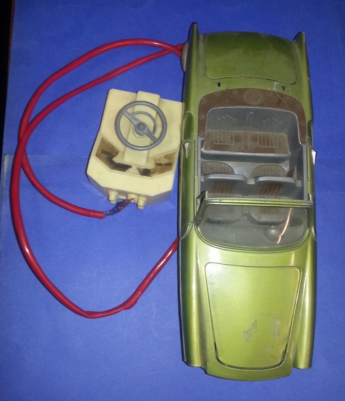 26018 Auto filoguidata France Jouet - Renault Floride - in metallo - cm 28
