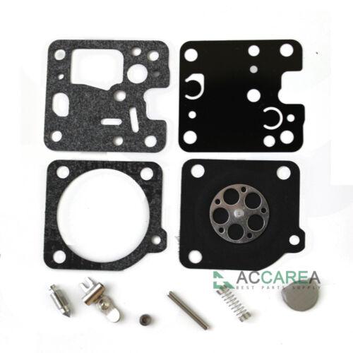 Carburetor Carb Rebuild Kit ZAMA RB-107 For Echo SRM230 SRM231 210 210i 225 225i