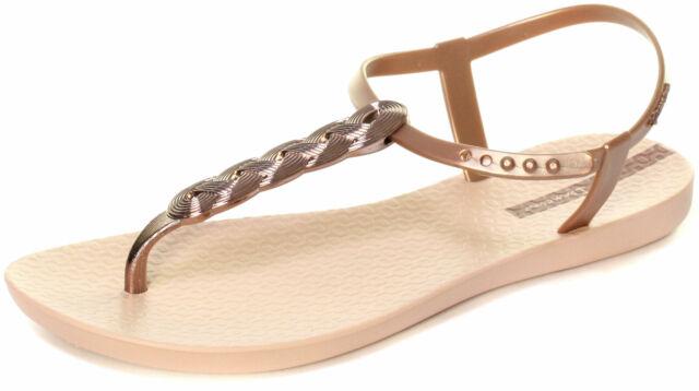 Ipanema Brasil Charm Sandal 21 Womens T-Bar Sandals 82517-ALL