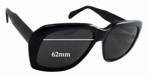 54mm t SFx Replacement Sunglass Lenses fits Caviar Ultra Goliath 2-62mm wide