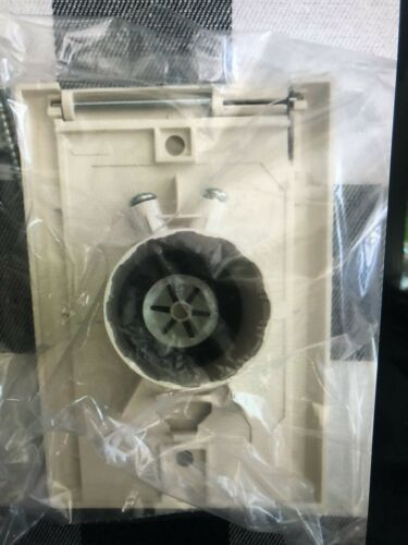 Face Plate w//Screws E-Box NEW BEAM Central Vacuum Inlet Almond  Electravalve
