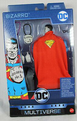 New /& Sealed Bizarro Superman DC Multiverse