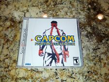 Capcom Fighting Collection (Dreamcast)