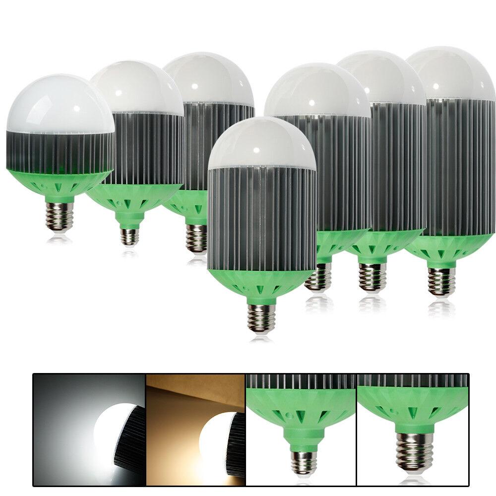 LED Alta Bahía 40W 50W 60W 70W 80W 90W 110W Bombilla Lámpara Luz Almacén Industrial