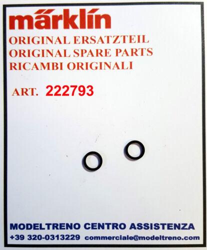RUBBER TIRES MARKLIN 222793 CERCHIATURE ADERENZA 2 ST. HAFTREIFEN