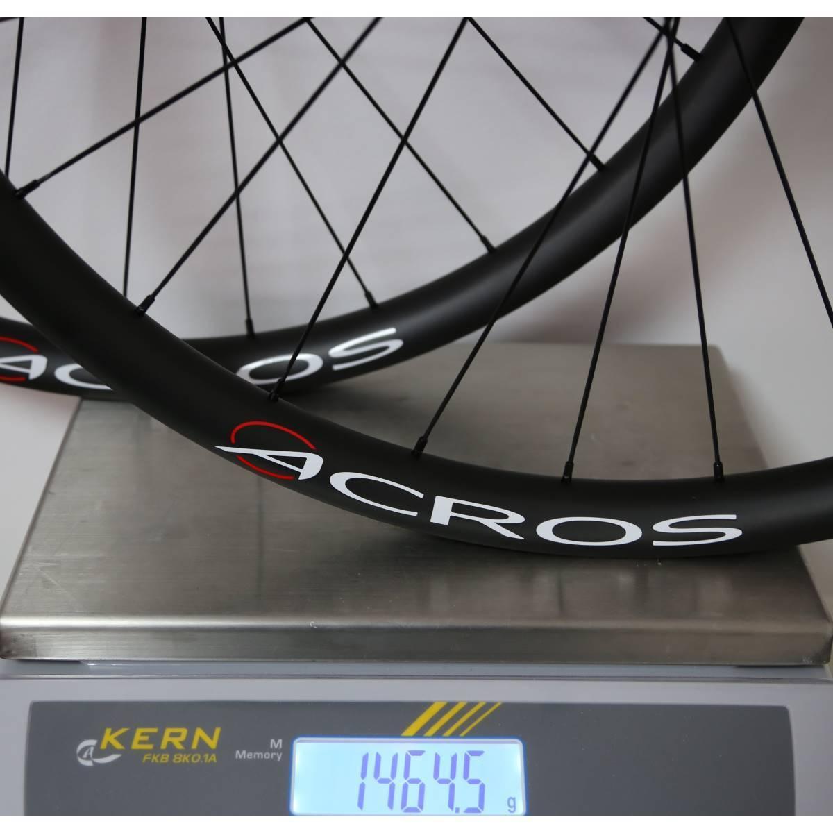 Acros Enduro Race Carbon 29  Boost MTB 15x110 12x148mm 29mm Ruedas Carreras Sram