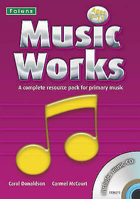 Music Works (Bk. 3) by Donaldson, Carol, McCourt, Carmel