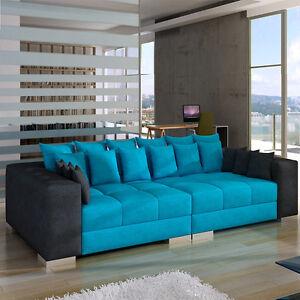 Grosse Big Sofa Bonn Lounge Couch Wohnlandschaft Hersteller Ebay