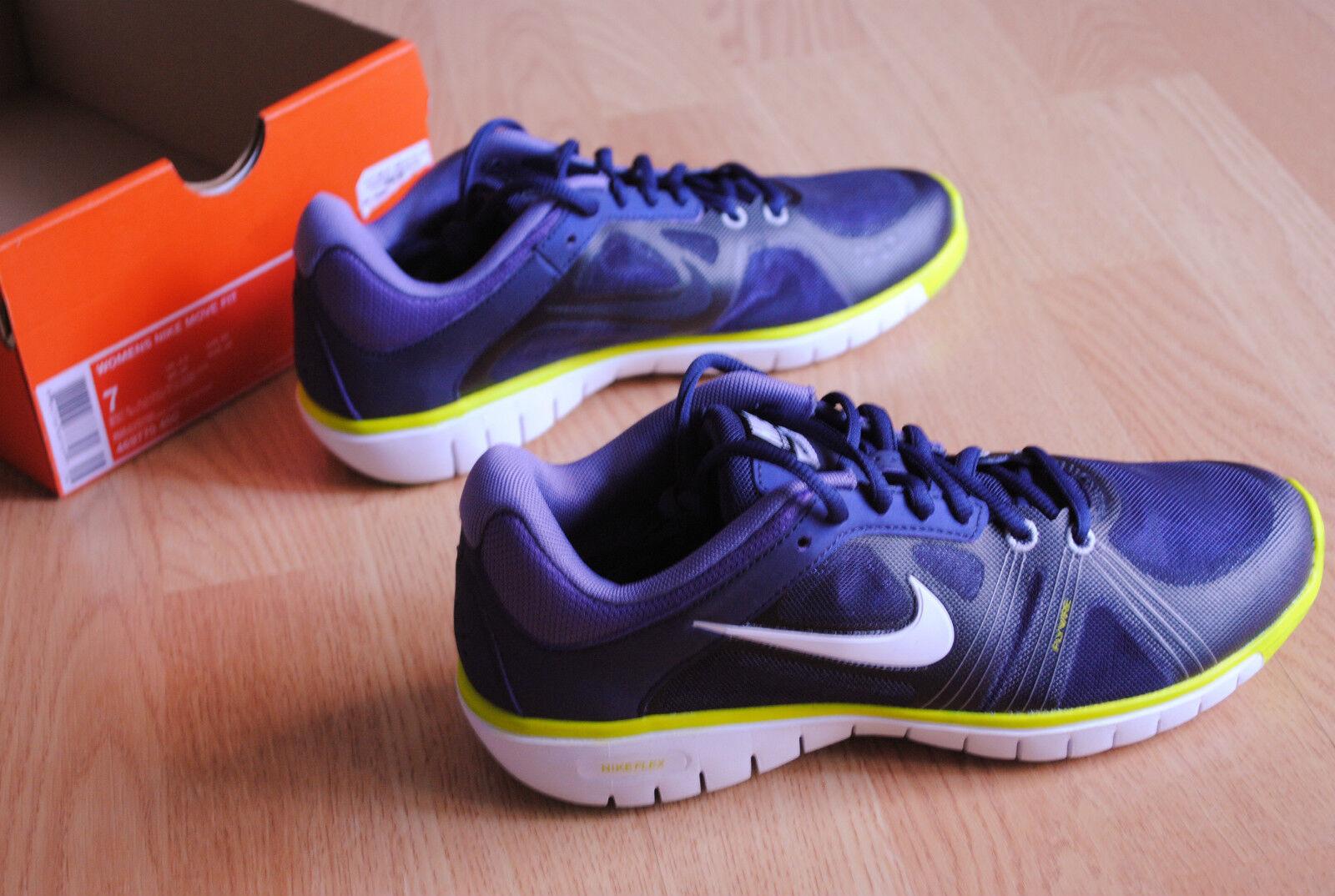 buy popular c461e 144cc ... Nike Movimiento Ajuste Womens gr 38 - AEROBIC Free flextrainer  Entrenamiento Luz