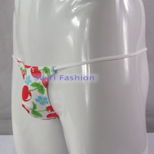 K207 P Homme Micro Bikini String Taille Mini Pochette Couleurs doux coton fin