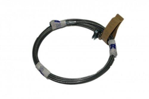 Bowdenzug Stahlzug Bremszugseil für Handbremse mit Gewinde 5.200mm
