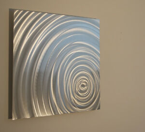 abstract metal wall art metal sculpture painting contemporary moderm ...