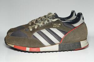 Vintage Größe Boston 42 Turnschuhe Details Super Sneaker Zu Adidas f7YbyvI6g