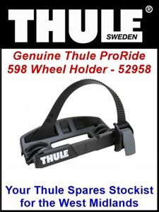 Thule ProRide 598 Wheel Holder Front 52958