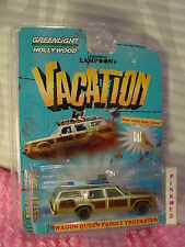 Greenlight∞WAGON QUEEN FAMILY TRUCKSTER ∞Aunt Edna∞National Lampoon's VACATION