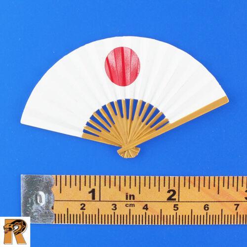 1//6 Scale Hand Fan 3R Action Figures Sachio Eto