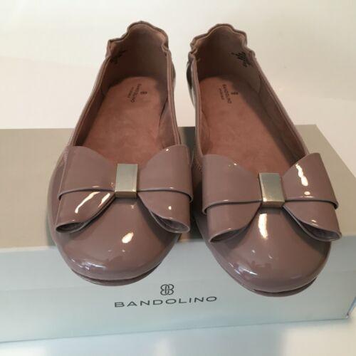 Bandolino Faudoa3 Ballet Flat NIB Pink