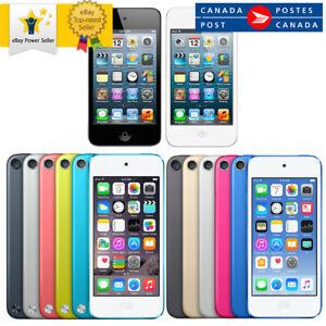 Apple-iPod-Touch-3rd-4th-5th-6th-Generation-8GB-16GB-32GB-64GB-128gb