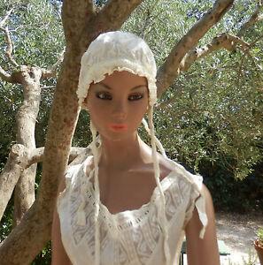Marseille ÉEbay Provencal N° Epoque Coton Costume 4 Coiffe En Xix 29IEWDH