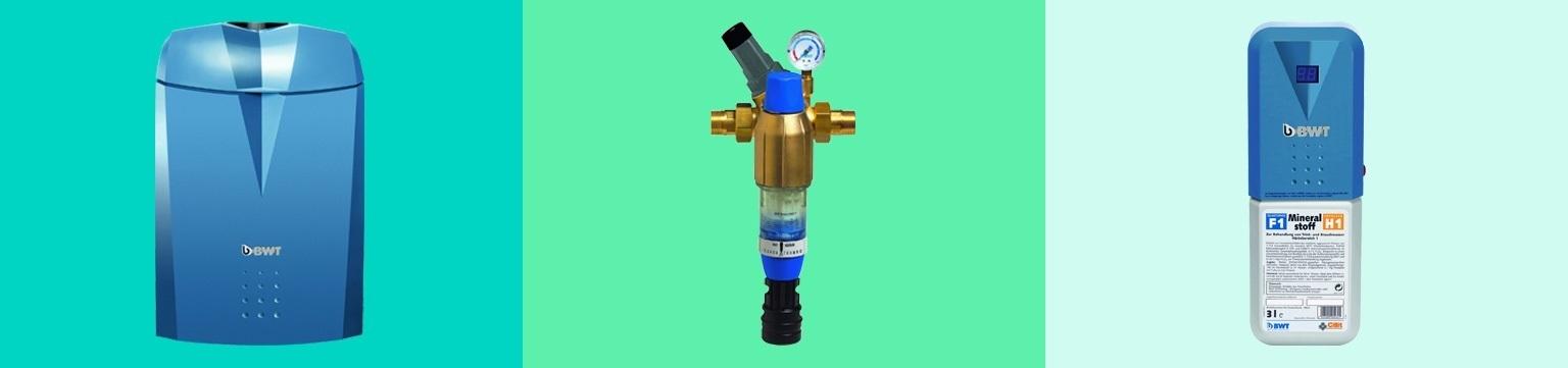 BWT - Europas Nr. 1 in der Wassertechnologie
