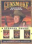 Gunsmoke Movie Collection 3pk 0097360539660 DVD Region 1