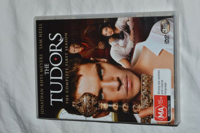 The Tudors : Season 1 (DVD, 2008, 3-Disc Set)