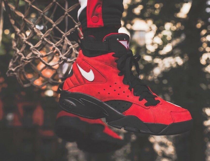 Order Confirmed - Size 9 - Kith x Nike Air Maestro II High - Red