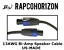 RHC-4-Wire-13-AWG-High-Power-Bi-Amp-Speaker-Cable-w-NEUTRIK-4-Pole-Speakons thumbnail 1