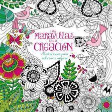 Las Maravillas de la Creación (Libro para Colorear) : Ilustraciones para...