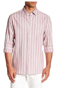 Safi MMsrp145 23793760074 Bahama Stripe Tommy rouge rubisTaille ShirtVin 8OwkXnP0