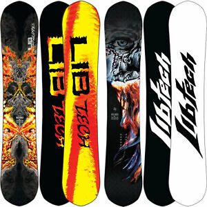 Lib-Tech-Hot-Knife-C3-Herren-Snowboard-All-Mountain-Freestyle-2019-2020-NEU