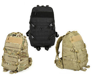 Tactical-Military-Rucksack-Hunting-Bags-Combat-Digital-Camo-Backpack-Molle