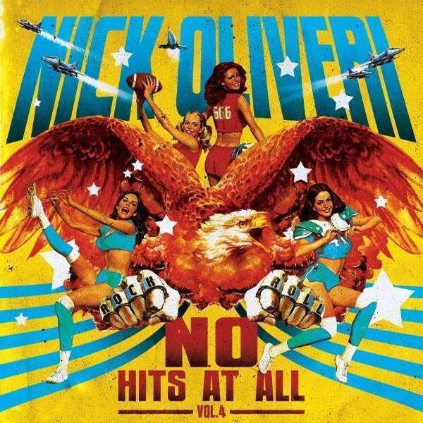 Nick Oliveri - N.o. Hits At All Vol. 4 NEW CD