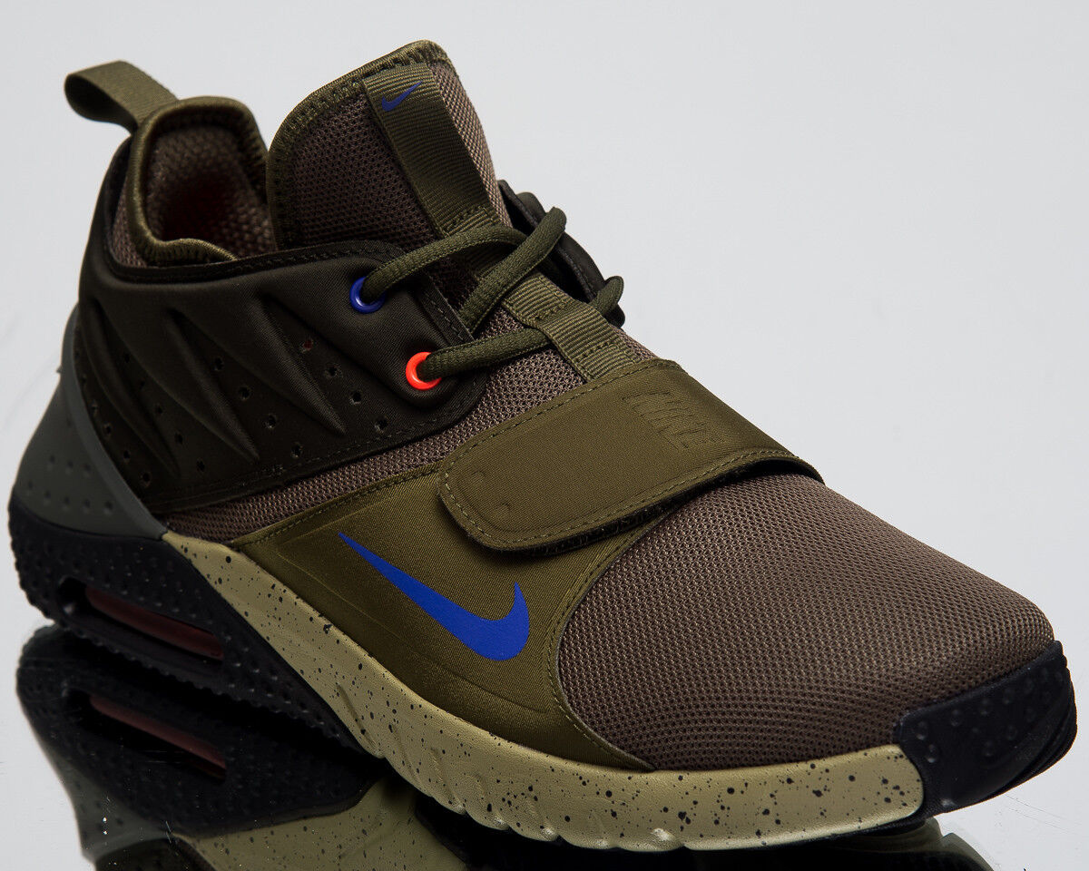 Nike Air Max Trainer 1 Training shoes Olive Canvas Indigo Sneakers AO0835-342