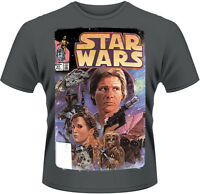 Star Wars - Comic T-shirt Homme / Man - Taille / Size S Plastic Head