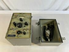 Munston Mfg Test Oscillator Ts 47aapr