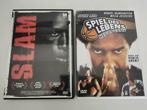 Slam-amp-He-Got-Game-DVDs-german-english