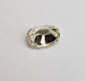 0.49 Carat Ovale Brillant Libre Diamant Fantaisie Jaune Vvs2 Clarté Z8yllf3y-08012552-304960428
