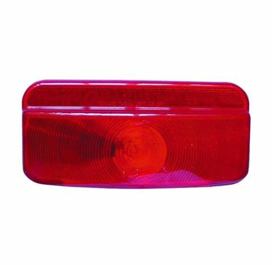 Replacement Lens for Surface Mount Tail Light for RV / Camper / 5th Wheel