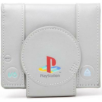 Playstation - Playstation One Console Bi Fold Wallet - New & Official with Tag