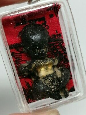 LUK KROK KUMAN THONG HOLY BLACK MAGIC LUCKY GAMBLE THAI BUDDHA AMULET VOODOO