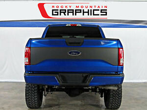 Image Is Loading New 2017 Ford F 150 Tailgate Blackout
