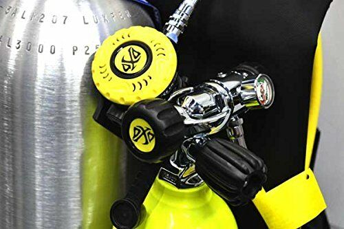 2.7L DXDIVER Bailout Pony Bottle 19CF -Kit with Stainless Steel Highland Pony