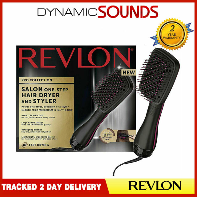 Revlon RVDR5212 Pro Collection Salon One Step Ionic Hair Dryer and Styler