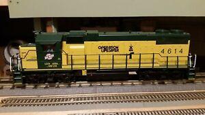 K-Line-O-Gauge-3-Rail-Chicago-Northwestern-GP38-2-with-Horn